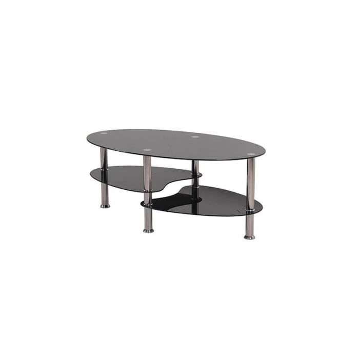table basse verre noir next achat vente table basse. Black Bedroom Furniture Sets. Home Design Ideas