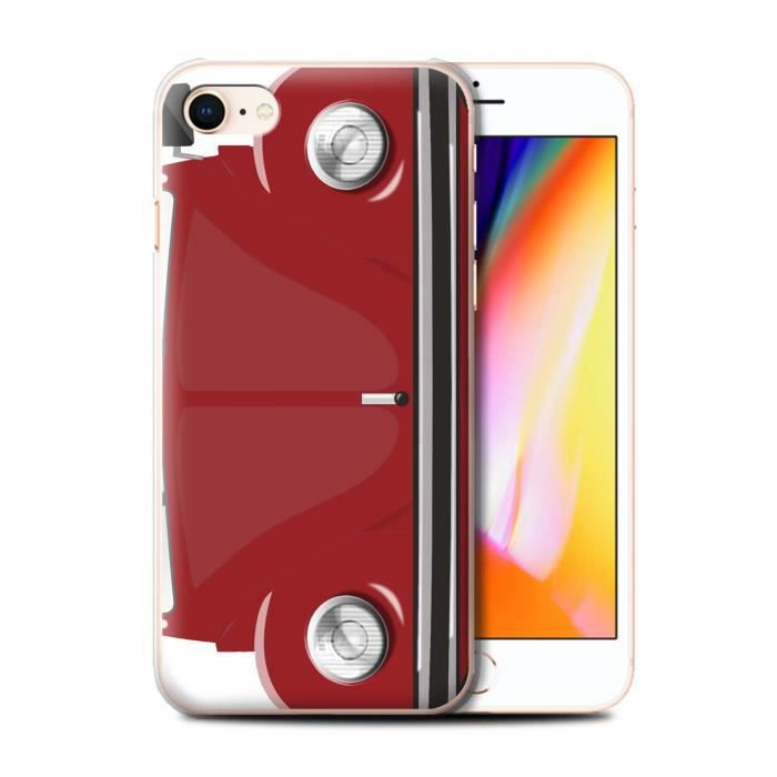 coque d iphone 8 rouge