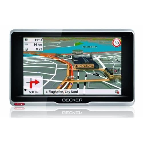 carte gps becker