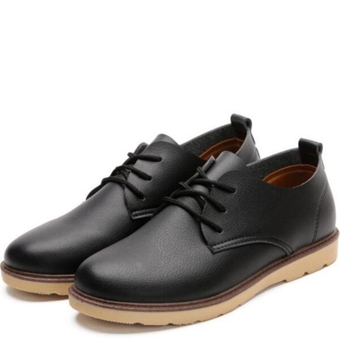 BASKET MULTISPORT Homme Sneaker Confortable En Cuir Sneaker Nouvelle