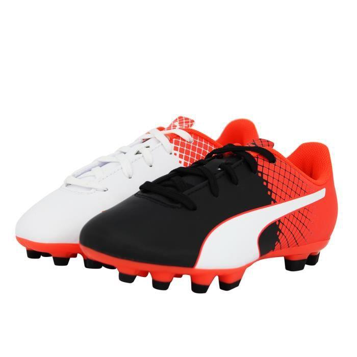 genuine shoes coupon code release date Puma EVOSPEED 5.5 AG JUNIOR Chaussures de Football - Prix pas cher ...