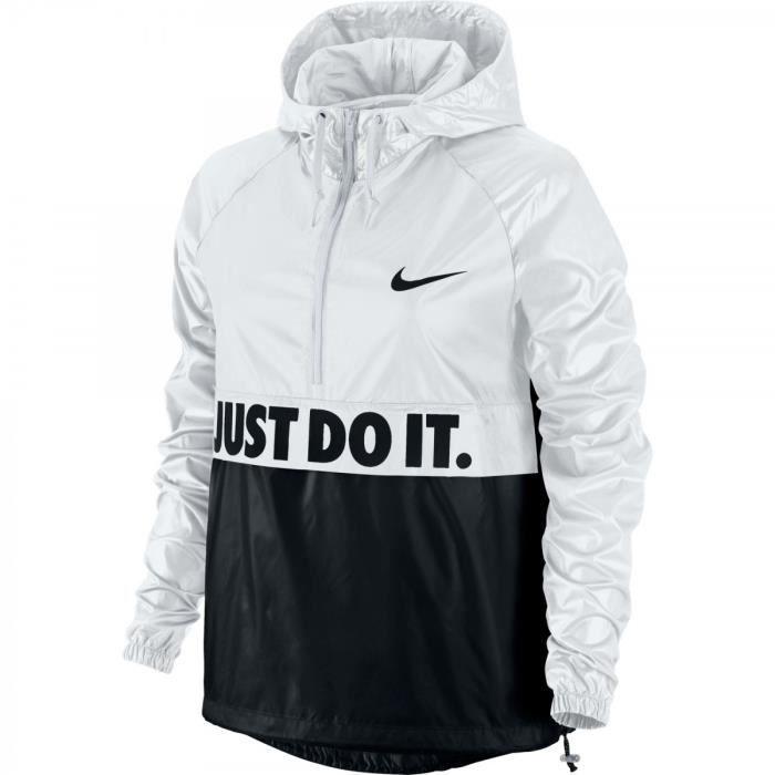 Veste Nike City Packable - 725818-100 Blanc