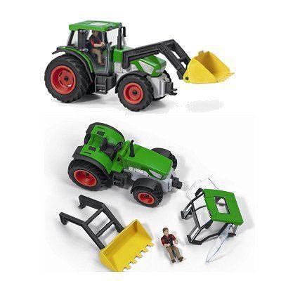 VOITURE - CAMION Tracteur avec conducteur