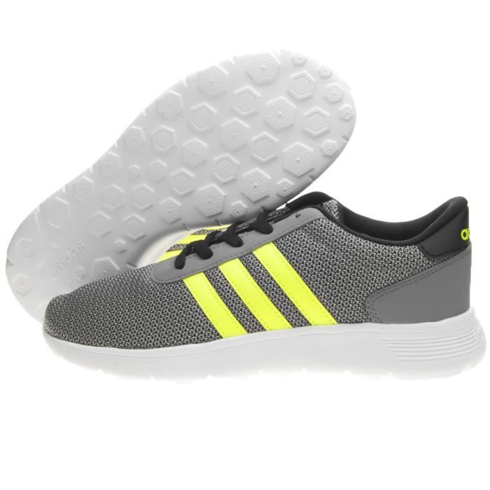 BASKET ADIDAS LITE RACER K TAILLE 32 COD AW4056