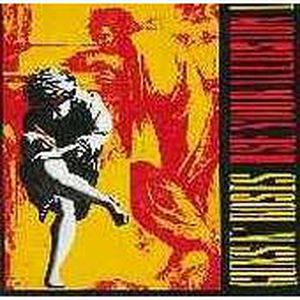CD HARD ROCK - MÉTAL GUNS N' ROSES
