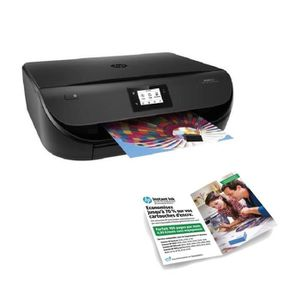 HP Imprimante Envy 4527 - 3 en 1- wifi + forfait instant ink 100 pages