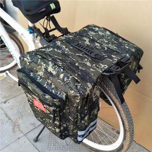 Selle de vélo Sac de rangement vélo siège Imperméable Cyclisme Arrière Outdoor Pouch UK