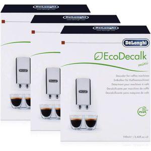 DÉTARTRANT Détartrant Delonghi EcoDecalk 2 x 100 ml (lot de 3