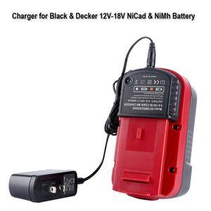 BATTERIE MACHINE OUTIL Chargeur de batterie pour Black Pour Decker 9.6V-1