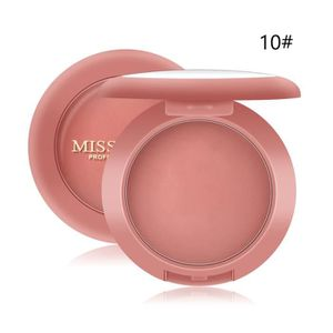 FARD A JOUE - BLUSH MISS ROSE Couleurs Blush fard à joues Dull Rouge L
