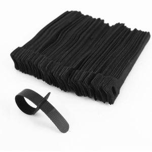 BOITIER DE RANGEMENT Shentian 100 serre-câbles En Velcro réutilisable o