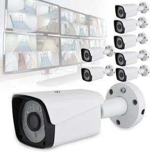 CAMÉRA DE SURVEILLANCE Caméra De Sécurité Kit Système De Surveillance Vid