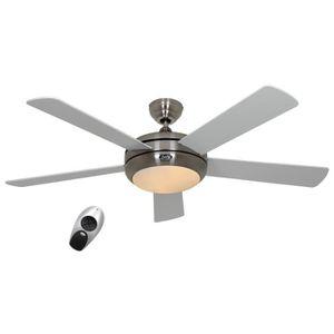 VENTILATEUR DE PLAFOND Ventilateur de plafond, design silencieux 132 Cm,