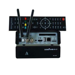 CARTE MÉMOIRE Décodeur Satellite ZGEMMA H9.2S 4K UHD HEVC H.265