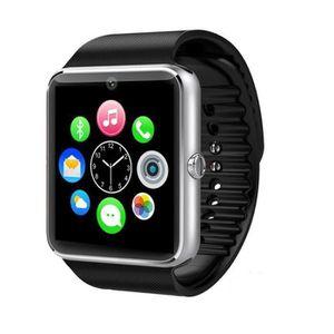 MONTRE CONNECTÉE Bluetooth Montre Rectangle Cadran Smart Watch  Mon