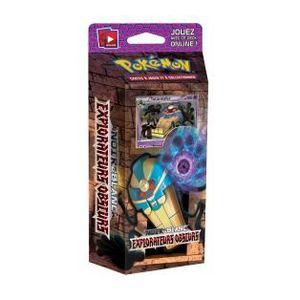 CARTE A COLLECTIONNER Deck 60 Cartes Pokémon Aventuriers