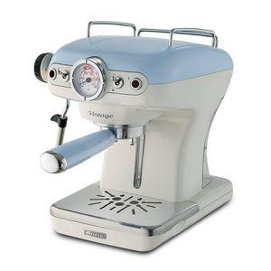 MACHINE À CAFÉ Machine à Expresso Professionnelle Design Vintage