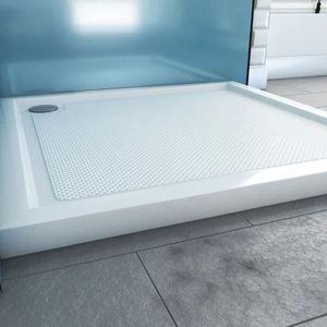 RECEVEUR DE DOUCHE AURLANE receveur pure acrylique 80x80 / acrylic  t