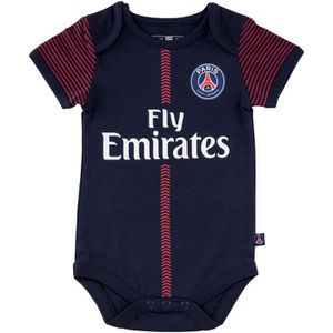 MAILLOT DE FOOTBALL Body bébé Maillot domicile PSG - Collection offici