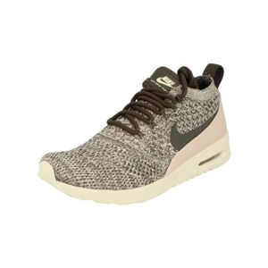 brand new 853ba 60dbf CHAUSSURES DE RUNNING Nike Air Max Thea Ultra Fk Femme Running Trainers