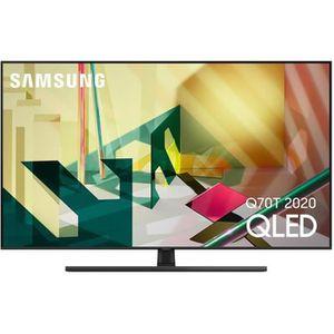 Téléviseur LED Samsung QE75Q70T - Téléviseur QLED 4K de 189 cm