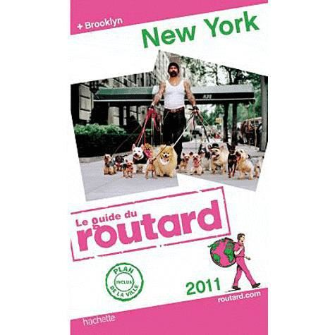 le guide routard new york