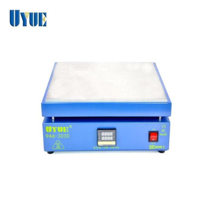 Offre spéciale UYUE 946-3030 Station de préchauffage Station de plaque chauffante à température constante pour BGA Reballing