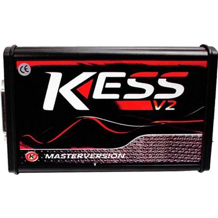 KESS V2 V5.017 ECU Outil de programmation OBD2 Outil de diagnostic illimité de voiture-LAT
