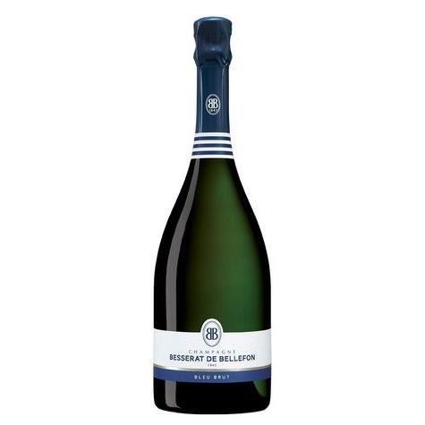 Champagne et Méthode Traditionnelle - Champagne Besserat de Bellefon Bleu Brut - Bouteille 75cl 4>Effervescent