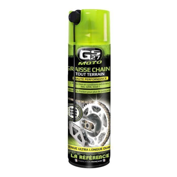 GS27 Graisse Chaine Tout Terrain Haute Performance - 500 ml