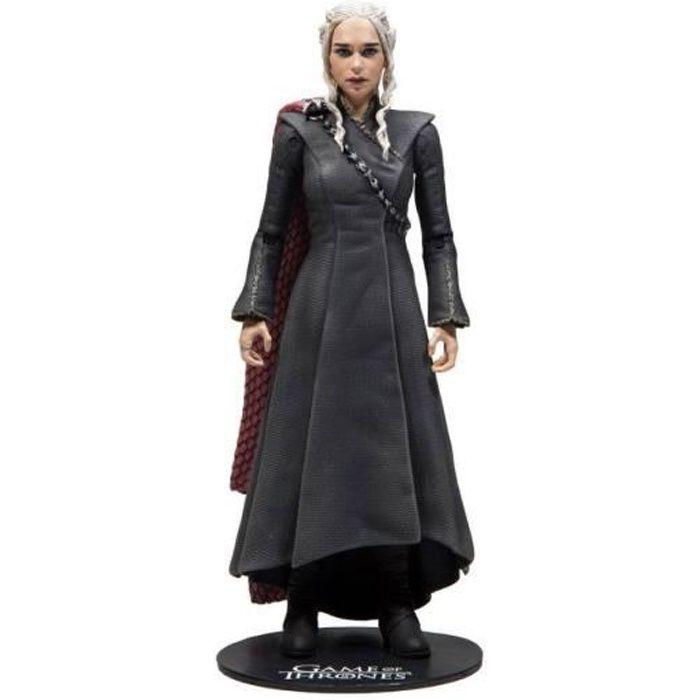 McFarlane Toys - Game of Thrones - Figurine Daenerys Targaryen 18 cm