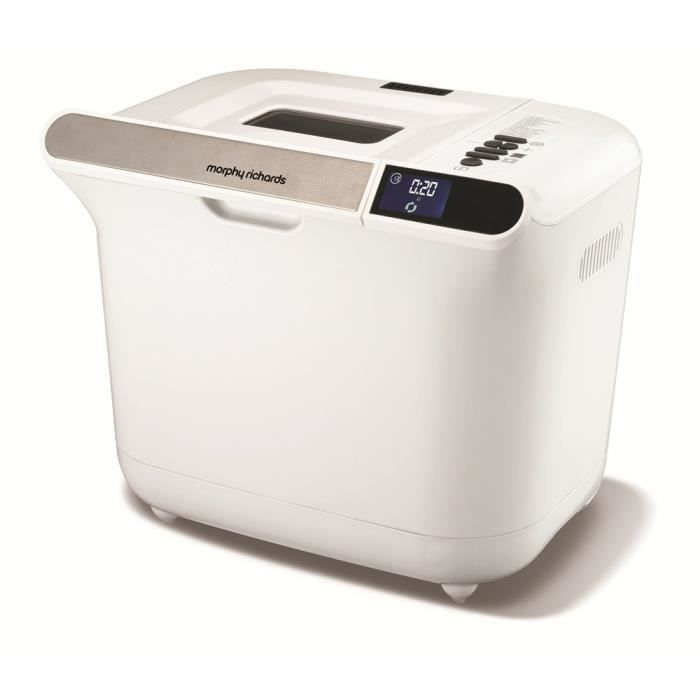 MORPHY RICHARDS - Machine à Pain Premium M48326EE