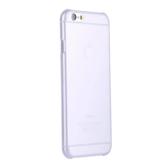 PLATYNE Coque pour iPhone 6+ / 6+ S - Transparent