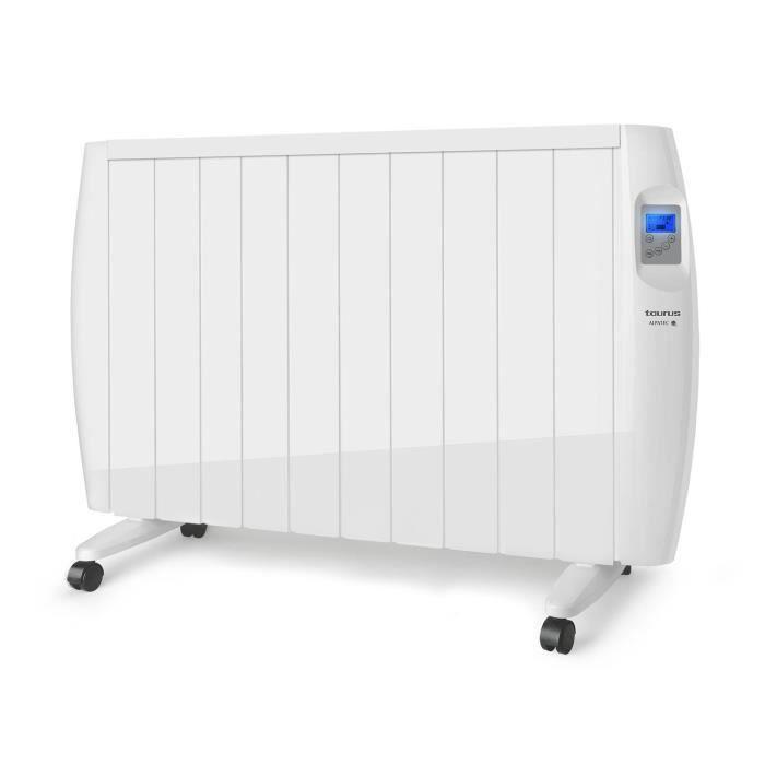 TAURUS Radiateur électrique à inertie sèche Malbork 2000 - 2000W