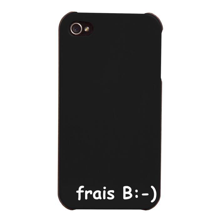 Urban Factory Coque pour Iphone 4 / 4s - Noir