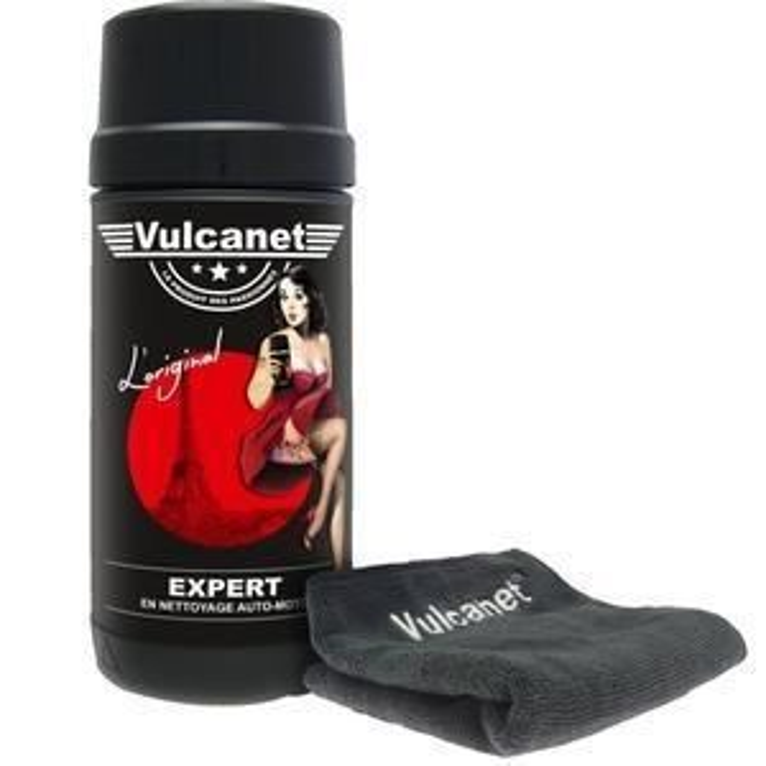 VULCANET 80 Lingettes + Microfibre