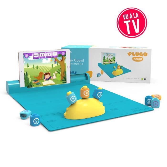 TABLETTE ENFANT Jeux de Mathématique Interactif & Éducatif pour En