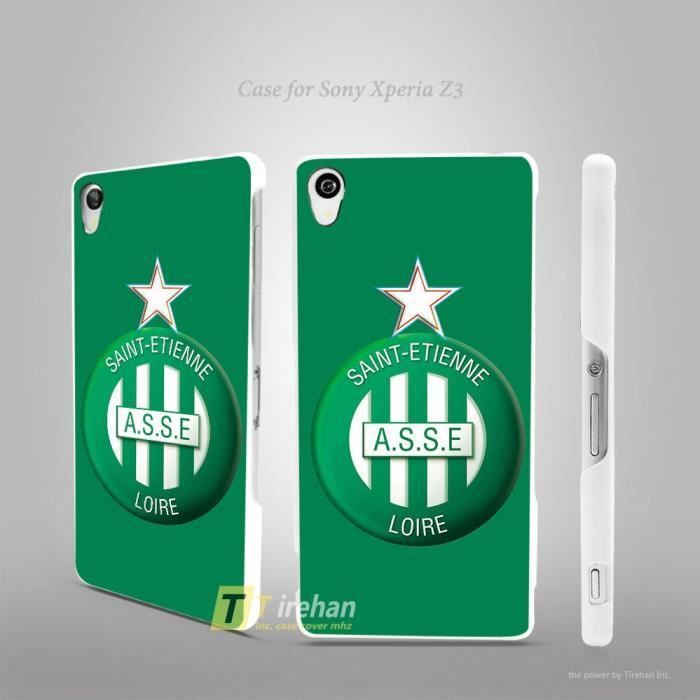 coque sony xperia z3 saint etienne asse achat coque. Black Bedroom Furniture Sets. Home Design Ideas