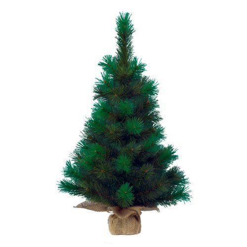 kaemingk everlands mini sapin artificiel vacouvert vert