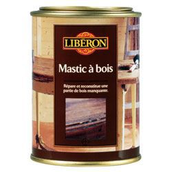 liberon mastic a bois 200 ml lib neutre r pare et. Black Bedroom Furniture Sets. Home Design Ideas