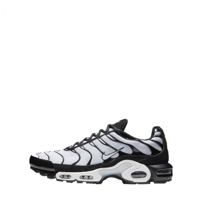 00253b785a7 Basket Nike Air Max Plus TN - 852630-028 Noir Noir - Achat   Vente ...