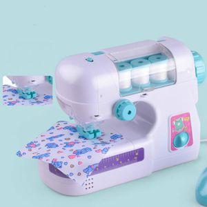 MACHINE À COUDRE Ensemble maison de jeux pour enfants Nouveaux vête