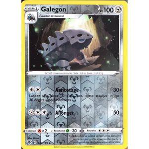 Carte Pokemon CLOCHE FAMILIERE 161//189 REVERSE Epée et Bouclier 3 EB03 FR NEUF