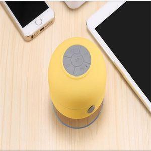 ENCEINTES Enceinte Bluetooth Originale jaune Chaine Hifi Min