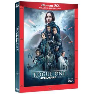 BLU-RAY FILM DVD Italien importé, titre original: rogue one: a