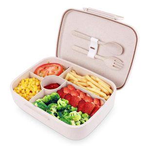 LUNCH BOX - BENTO  Lunch Bento Box Lunchbox Boîte Hermétique pour Adu