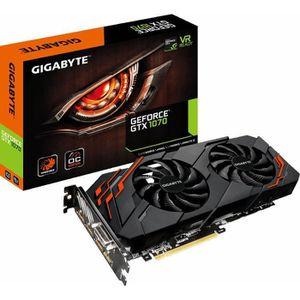 CARTE GRAPHIQUE INTERNE GIGABYTE Carte Graphique GeForce® GTX 1070 WINDFOR