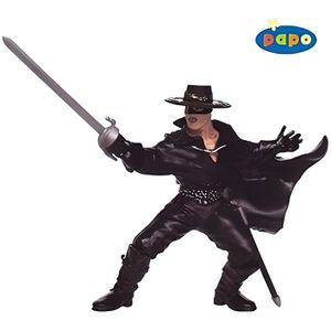 FIGURINE - PERSONNAGE Zorro collection