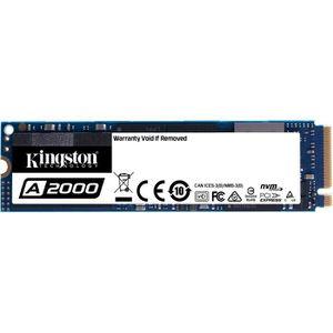 DISQUE DUR SSD KINGSTON - SSD Interne - A2000 - 250Go - M.2 (SA20