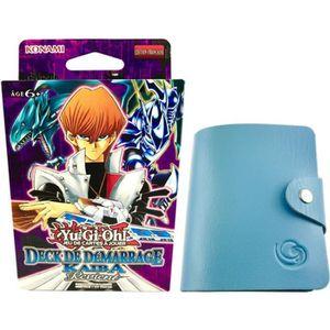 Yu-Gi-Oh Kaiba Corporation Card Deck Case Box pour 70 cartes Card Case nouveau neuf dans sa boîte